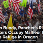 """NBC: """"Rancher's Rights Protesters Occupy Wildlife Refuge"""""""