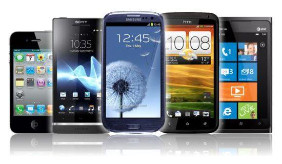 smartphones (cc photo: Philip Wilson)